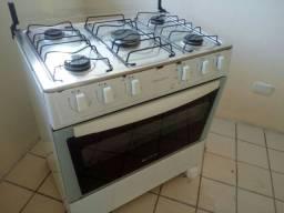 Fogão 5 Bocas forno nunca usado funciona perfeitamente