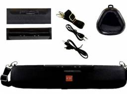 Caixa De Som Portátil Bluetooth H'Maston E20 Original