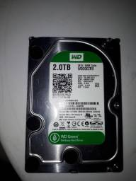 Hd Western Digital 2TB