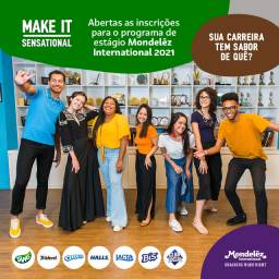 Estágio Mondelez International