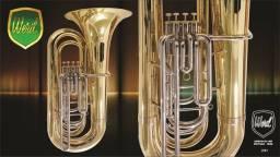 Tuba 4/4 Sib Weril J981 Nova Personalizada- Aceito trocas -Parcelo 12x