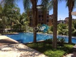 Apartamento à venda com 3 dormitórios em Barra da tijuca, Rio de janeiro cod:24191