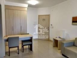 Flat com 1 dormitório para alugar, 30 m² por R$ 1.450/mês - City Ribeirão - Ribeirão Preto