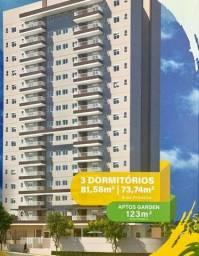 Edifício Parquelar - Apartamentos Novos - Jardim Petrópolis - Sjc