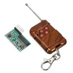 Controle Remoto Rf 433mhz Arduino