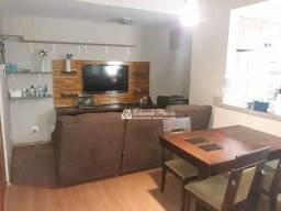 Apartamento com 2 dormitórios à venda, 58 m² por R$ 200.000,00 - Jardim Santa Mena - Guaru