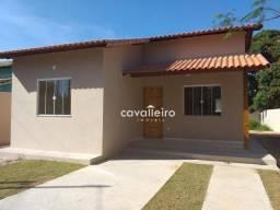Casa com 3 dormitórios à venda, 85 m² - Ubatiba - Maricá/RJ