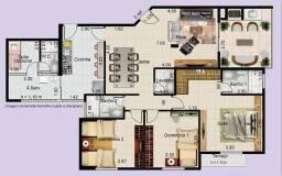 Cota Cooperativa Vida Nova Embu Das Artes Grupo 17 (3 Dorms 125m²)
