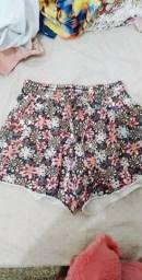 Shorts é saia