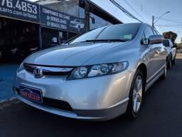 Honda Civic LXS 1.8 Mecânico 16v Gasolina Completo