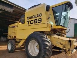 New holland tc 59