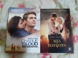 Livros (os dois por R$ 15,00)