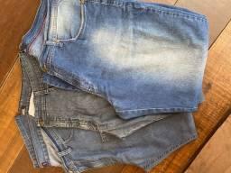 Calça jeans número 52