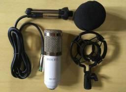 Microfone condensador BM800 (novo)