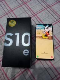Celular novo Samsung s10e