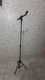 Pedestal para Microfone Vector