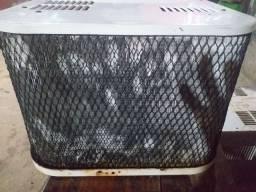 Vendo esse ar condicionado gelando super bem 110v 7,500 btu