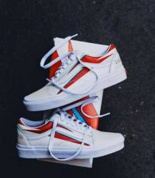 Vendo Tenis Vans Old Skool David Bowie