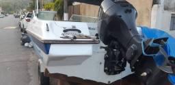 Vendo lancha motor Johnson 115hp