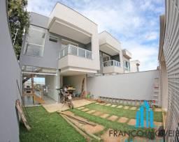 Casa Triplex com vista privilegiada para o mar, Alto Padrão de 3 Suíte em Guarapari