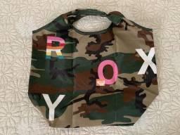 Bolsa Roxy (original) Camuflada Nova