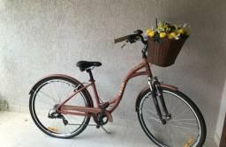 Bicicleta caloi retrô