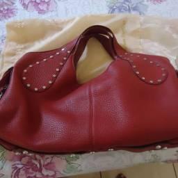 Bolsa de couro SAAD