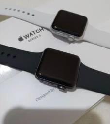 Apple Watch 3 42mm (NOVO) LACRADO!