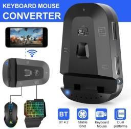 Gamepad controle de mouse e teclado (iPhone e Android)