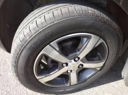 Rodas 15 novas sem riscos pneus 90 por cento borracha