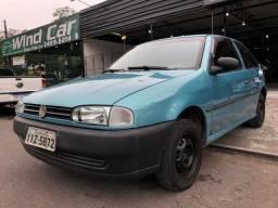 VW GOL SPECIAL 1999 1.0 8V DIREÇÃO HID. Duvido mais inteiro anunciado
