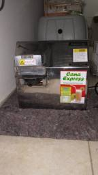 Moenda de Cana Elétrica Aceito cartão