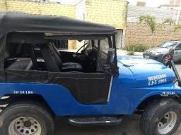 Jeep Willys 1961 - Aceito Moto Menor Valor