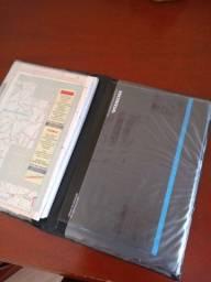 Tampão original do Honda Fit e Manual