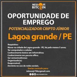 Oportunidade de Emprego!