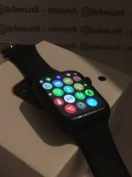 Smartwatch Iwo 12 W26 (faz e recebe chamadas/ troca pulseira, etc)