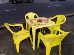 Jogos de mesa plasticas