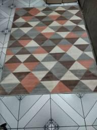 Tapete geométrico sala ( 1,50 x 2,00 )
