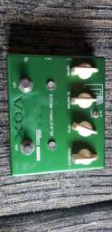 Pedal Delay Vox Designed in partnership with joe satriani