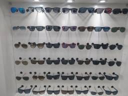 Vendo armações de óculos de grau e de sol