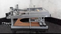 Máquina cilíndrica para serigrafia