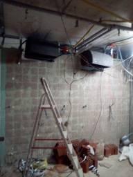 instalações de coifas e ventilação
