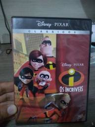 Dvd dos incríveis Disney pixar