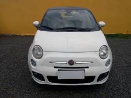 Agende Sua Visita!!! Fiat 500 Sport Air