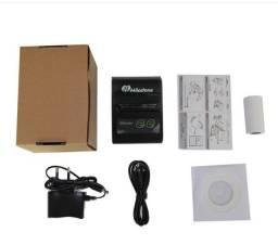 Mini impressora portátil Bluetooth térmica 58mm Android los