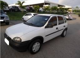 Chevrolet Corsa branco wind 1.0 efi