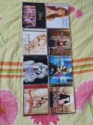 CDs Britney Spears e DVD