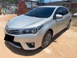 Corolla XEI 2.0 - 2017 - KM: 38mil rodados - automático
