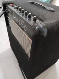 Amplificador para contrabaixo, Warm Music BS 15C200, 200w MRS