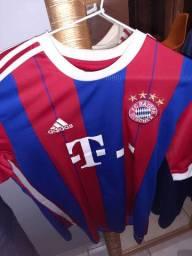 Camisa Bayern München - Original